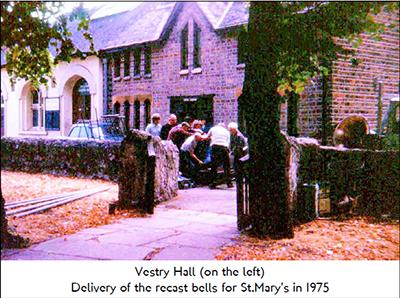 St Marys Neasden Vestry Hall 1975