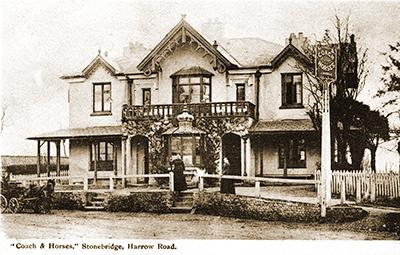 Stonebridge Coach and Horses Harrow Road