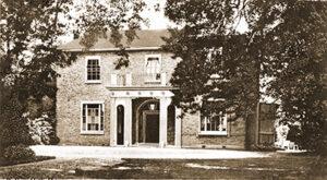 Dollis Hill House