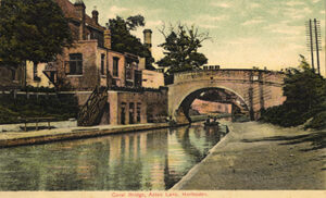 Canal Bridge, Acton Lane, Park Royal