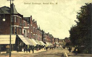 Chamberlayne Road, Kensal Rise