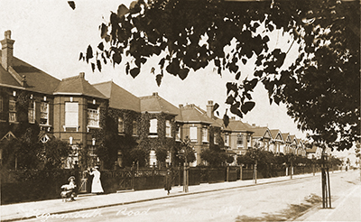 Teignmouth Road, Mapesbury
