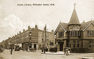 Willesden Green Library