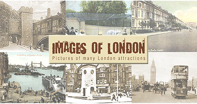 Images of London website