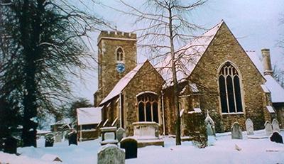 St Mary's Church, Willesden