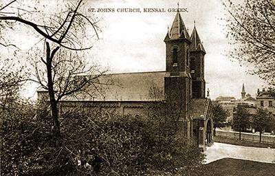 St John's Church, Kensal Green