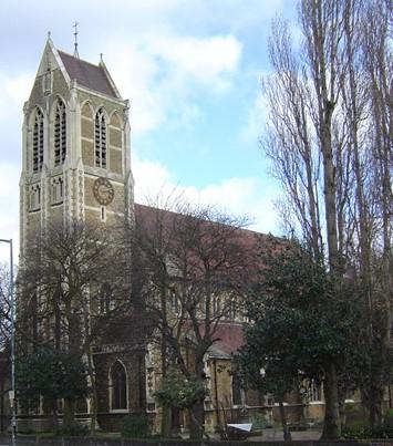 St. Gabriel's Church, 2005