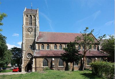 St. Gabriel's Church, 2021