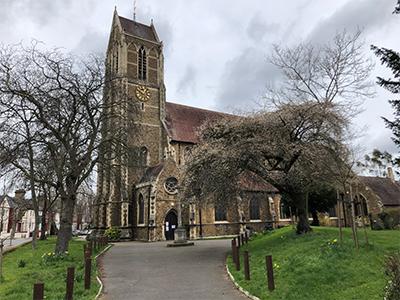 St. Gabriel's Church 2021