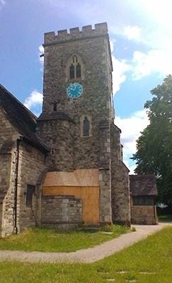 St. Mary's Church, Willesden