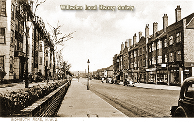 Sidmouth Road, Kensal Rise