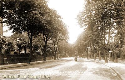 Stonebridge Park, c.1910