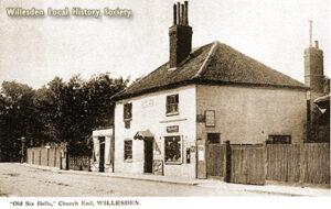 Six Bells Pub, Church End