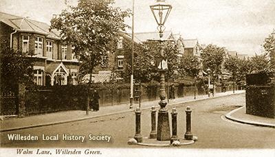 Walm Lane, c.1910