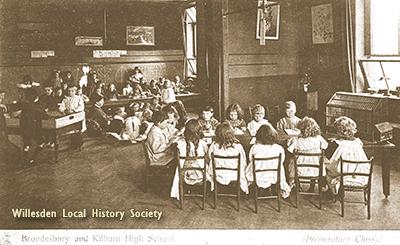 Brondesbury Kilburn High School Preparatory Class
