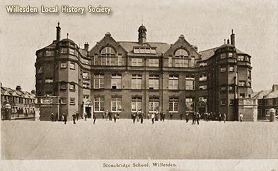 Stonebridge School, c.1910