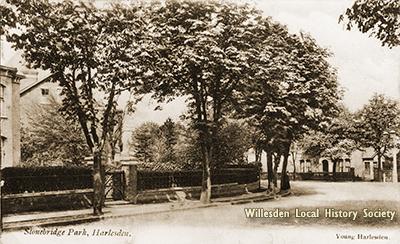 Stonebridge Park, c1910