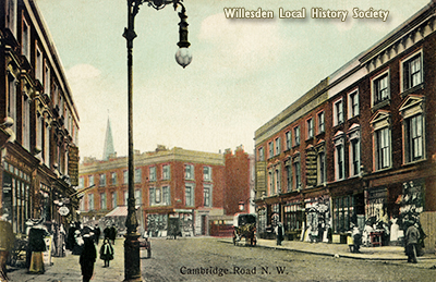 Cambridge Road, Kilburnc1910