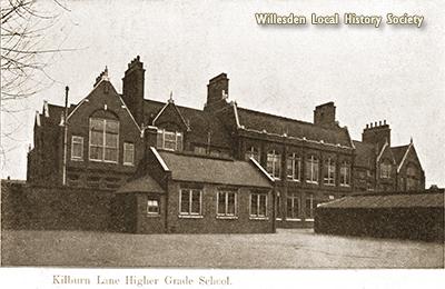 Kilburn Lane School 1904