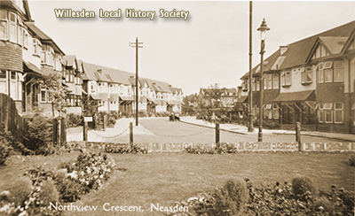 Northview Crescent 1939