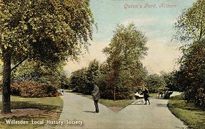 Queen's Park, 1906