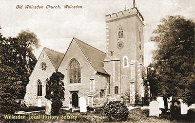 St. Mary's Old Church, Willesden