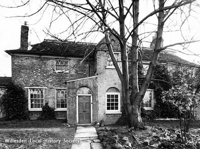 The Grange As It Were 1967