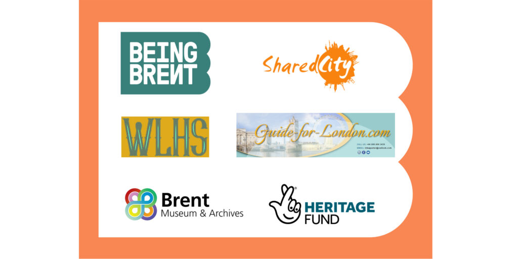 local history guided tour in Brent, London