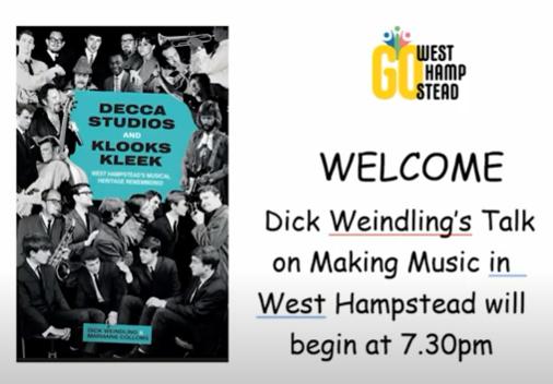 History of Decca Studios in Hampstead video online