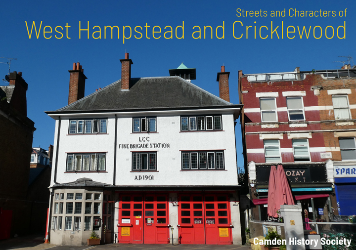 Streets and Characters of West Hampstead and Cricklewood