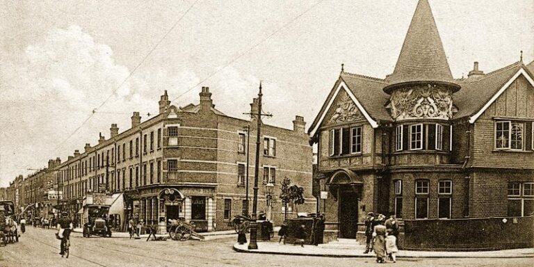 Willesden in Historic Photos